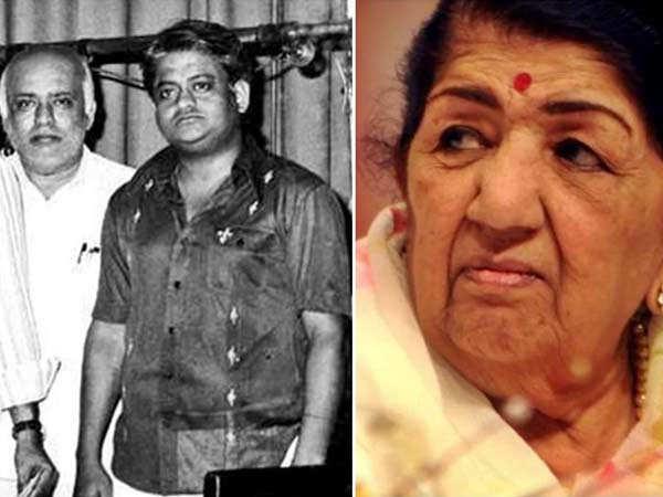 Lata Mangeshkar mourns the demise of DO Bhansali