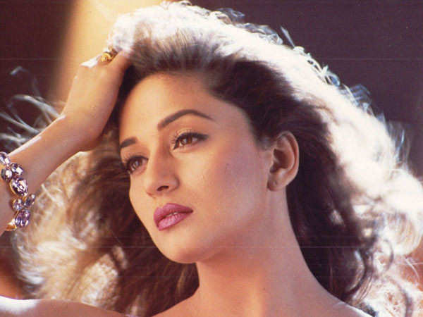 Madhuri Dixit talks about being called too skinny before Tezaab
