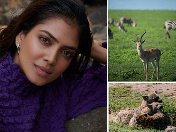 Exclusive: Malavika Mohanan talks about her passion for wildlife photography