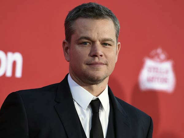 Matt Damon reveals that his eldest daughter recovered from COVID-19