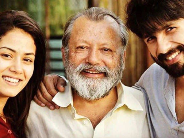 Mira Rajput wishes Pankaj Kapur on his 66th birthday with an unseen pic