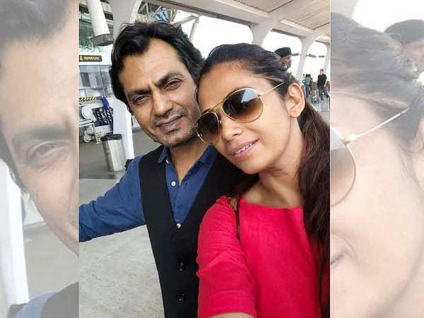 Nawazuddin Siddiqui's Wife Aaliya Siddiqui Clears the Air Around Demanding Alimony