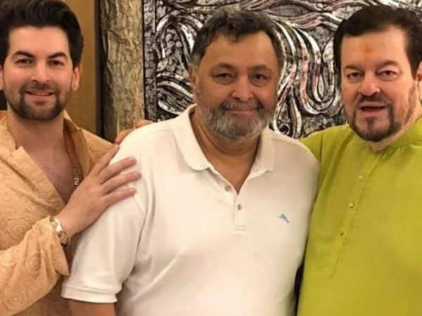 Neil Nitin Mukesh reveals his father misses Rishi Kapoor everyday