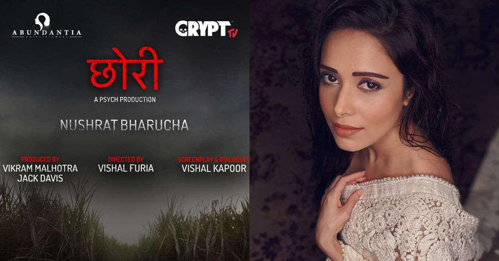 Nushrat Bharucha signs the Hindi remake of hit Marathi horror film Lapachhapi