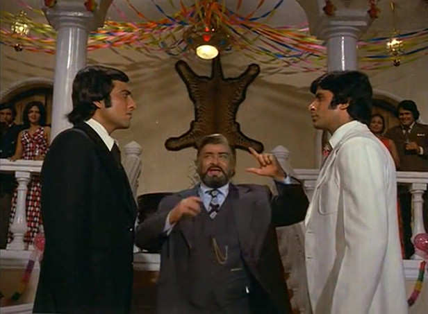 Vinod Khanna, Amitabh Bachchan, hits