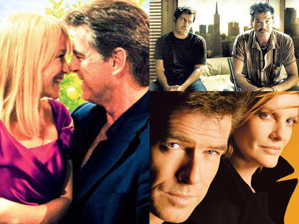 Best non-Bond films of Pierce Brosnan