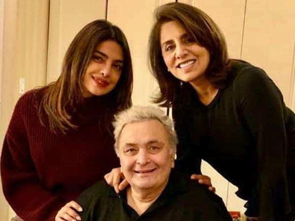 Priyanka Chopra Jonas' heartwarming tribute for the late Rishi Kapoor
