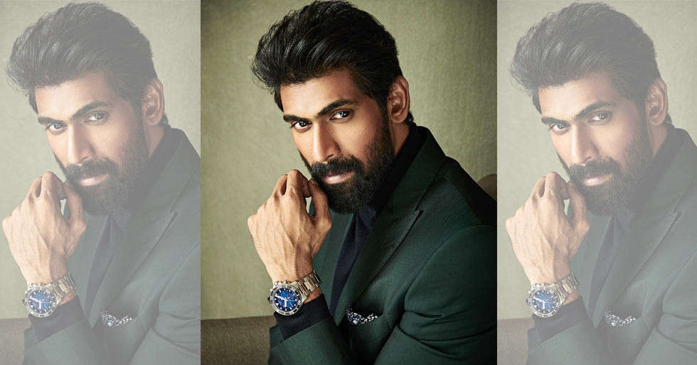 Once in a while we must isolate and introspect - Rana Daggubati