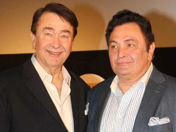 Randhir Kapoor says the family is taking one day at a time after Rishi Kapoor's demise
