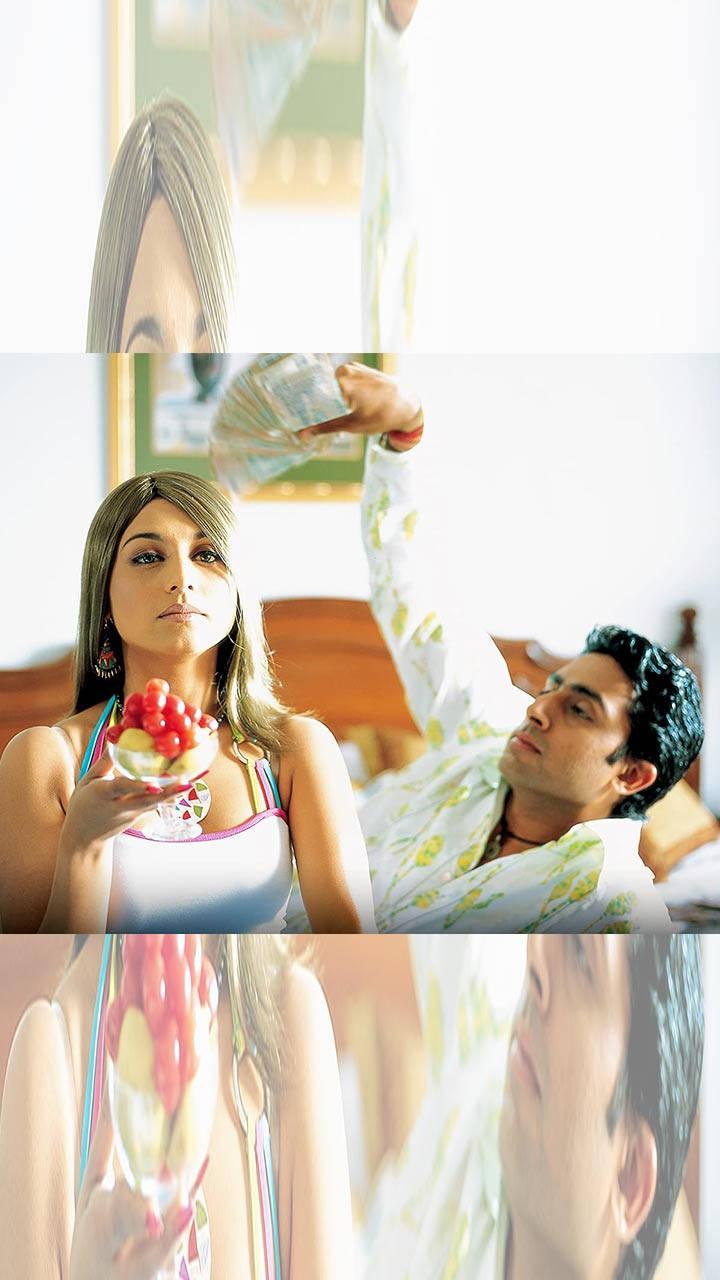 10 memorable characters played by Rani Mukerji