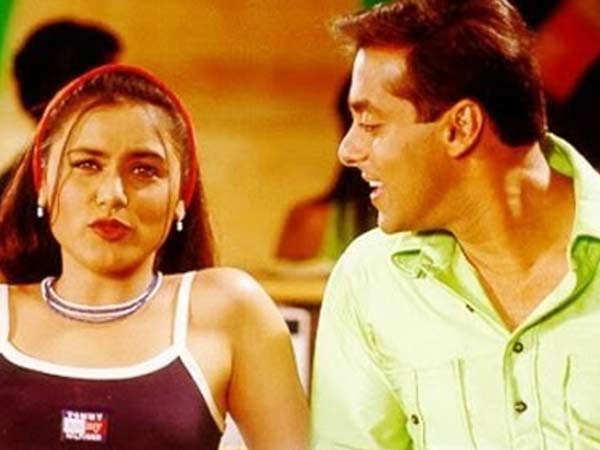Rani Mukerji talks about working with Salman Khan in Hello Brother