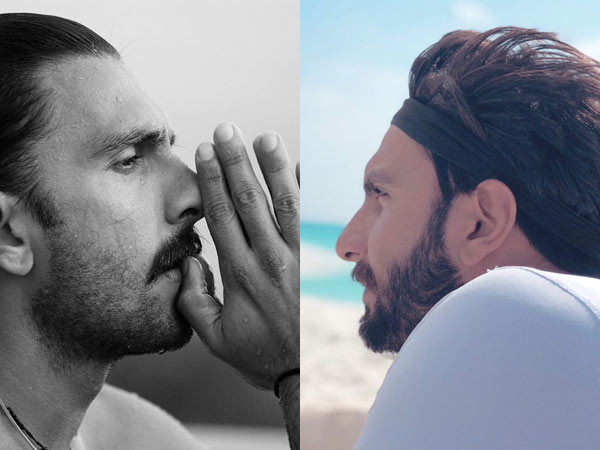 Ranveer Singh's throwback pictures from his holiday are truly amazing
