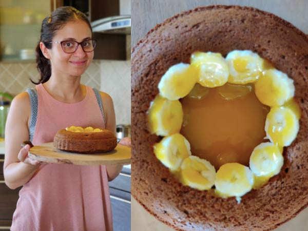 Lockdown Cooking: Rasika Dugal's Banana Bread Recipe
