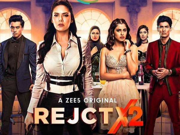 ZEE5's REJCTX2 is the complete entertainment package