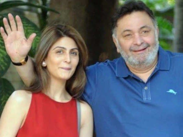 Riddhima Kapoor Sahni remembers father Rishi Kapoor one month after his demise