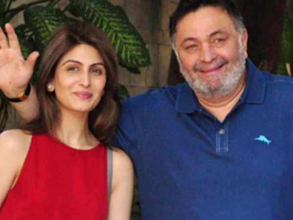 Riddhima Kapoor shares an unseen picture with Rishi Kapoor and Neetu Kapoor