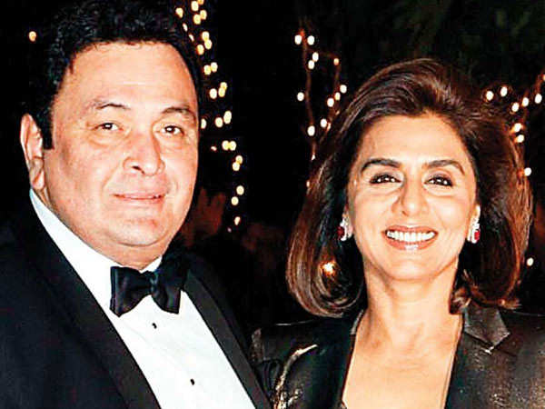 Neetu Kapoor's post for the late Rishi Kapoor will leave you teary-eyed