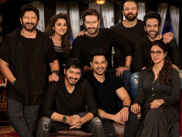 Rohit Shetty gears up to begin work on Golmaal 5?