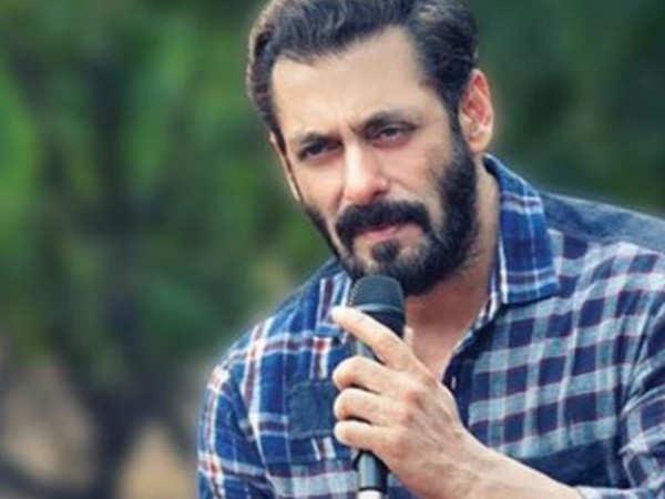 Salman Khan donates 1 lakh sanitizers to the Mumbai Police Force
