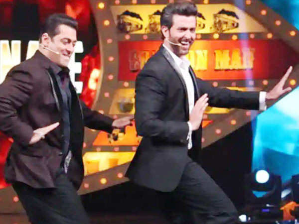 Salman Khan trained Hrithik Roshan before he made his Bollywood debut
