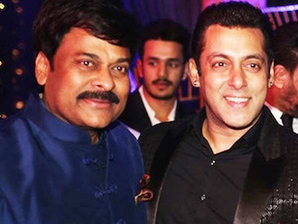 Salman Khan All Set To Make His South Debut?