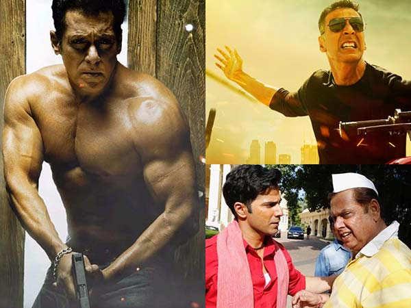 Salman Khan, Akshay Kumar and Varun Dhawan to clash at the box-office?
