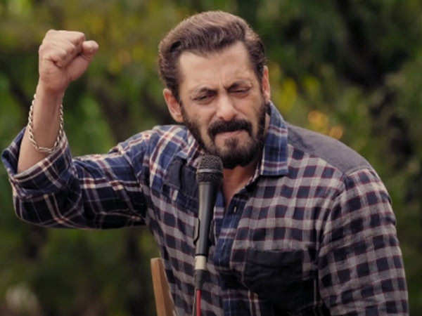 Salman Khan is pleased with the overwhelming response to his new song