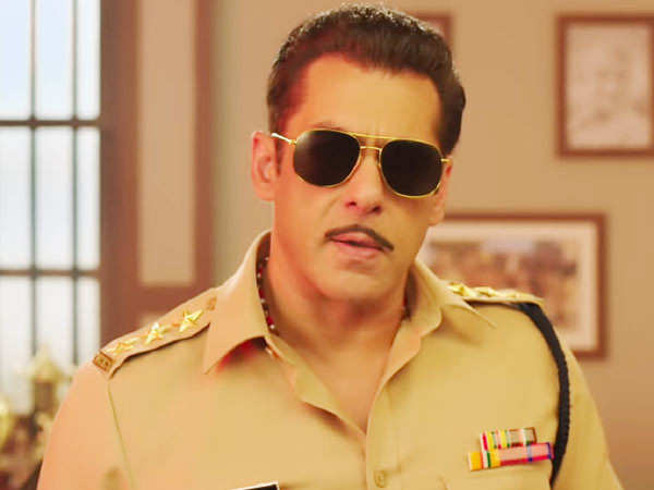 Salman Khan's Chulbul Pandey is now going to be an animation series