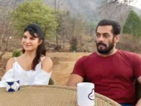Salman Khan and Jacqueline Fernandez talk about their new song Tere Bina