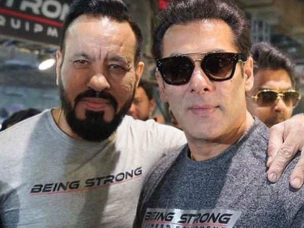 Salman Khan's bodyguard Shera shares a picture for Bhai fans