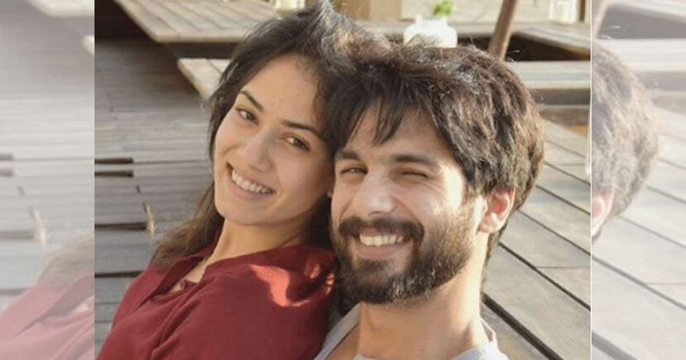 Hereâs how Shahid Kapoor is helping Mira Kapoor at home