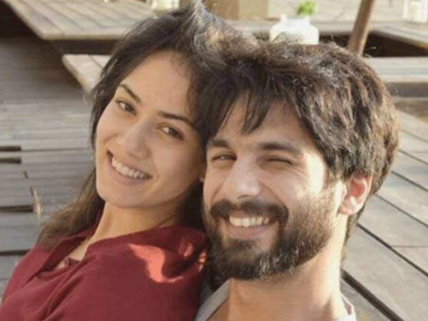 Here's how Shahid Kapoor is helping Mira Kapoor at home