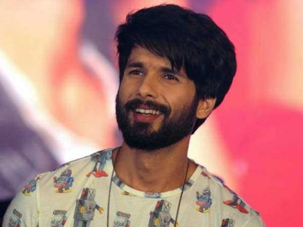Shahid Kapoor cannot wait to return to the sets of Jersey