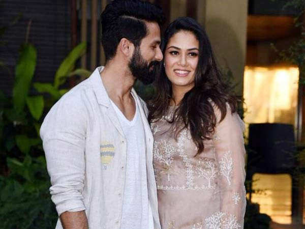 Shahid Kapoor says Mira Kapoor can't deal with him anymore
