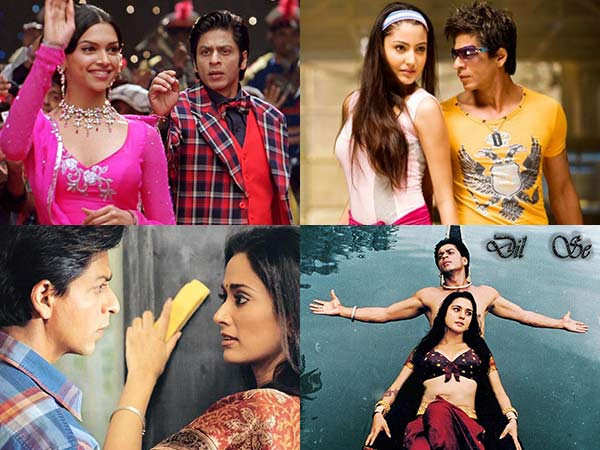 All the actresses who made their movie debut with Shah Rukh Khan