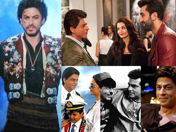 21 times Shah Rukh Khan made a special appearance in movies