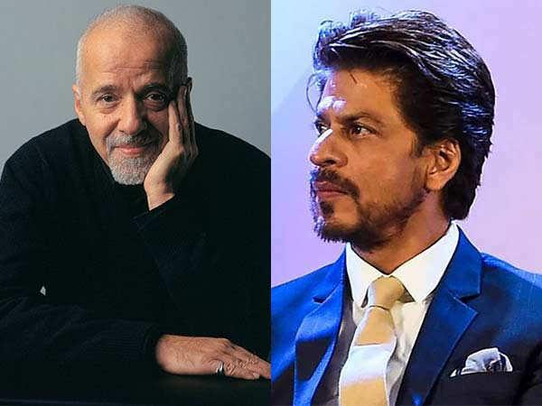 Shah Rukh Khan responds to Paulo Coelho's tweet praising Kaamyaab