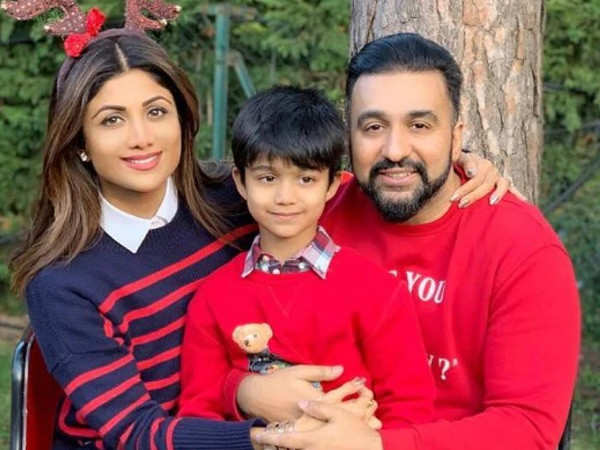 Shilpa Shetty and Raj Kundra's birthday post for son Viaan is too cute