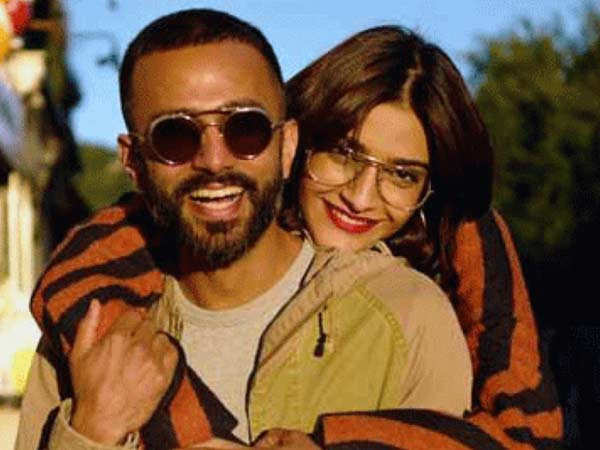 Sonam Kapoor and Anand Ahuja mark their second wedding anniversary with a sweet post