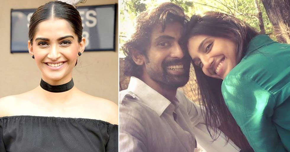 Sonam Kapoor welcomes Rana Daggubati to the fam with a sweet message