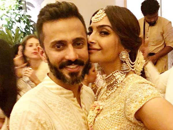 Times when Sonam Kapoor and Anand Ahuja proved they're meant for each other