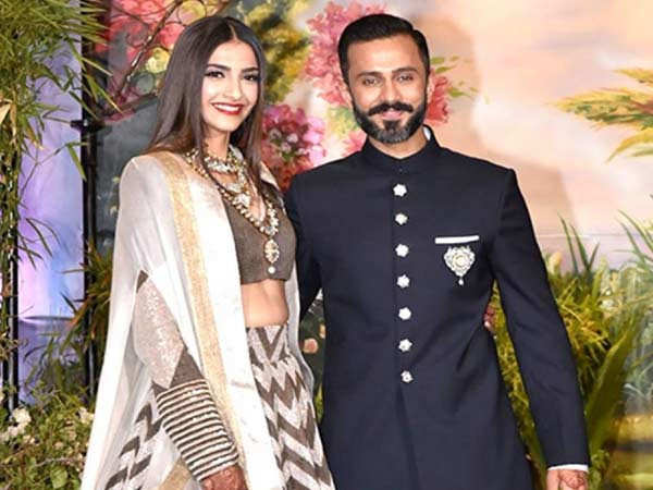 Here's what Anand Ahuja bought Sonam Kapoor for their wedding anniversary