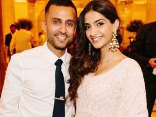 Sonam Kapoor Ahuja and Anand Ahuja's palatial home in Delhi is picturesque