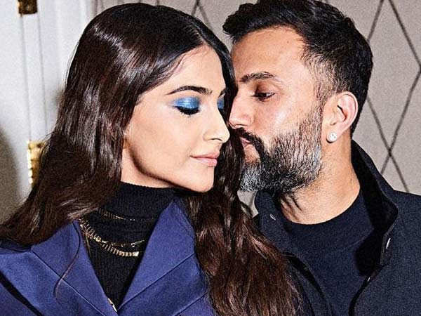 Sonam Kapoor Ahuja and husband Anand Ahuja's funny banter is worth a read