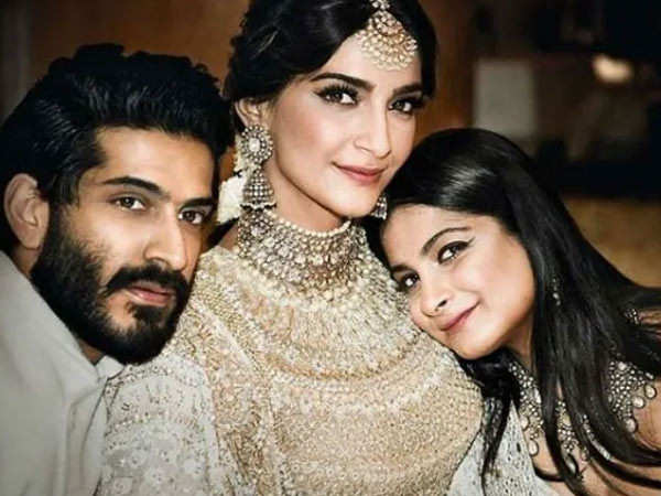 Sonam Kapoor shares a throwback pic with her brats