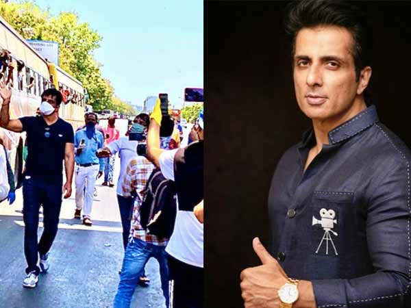 """""""We have failed as humans!"""" Sonu Sood on the current migrant situation"""
