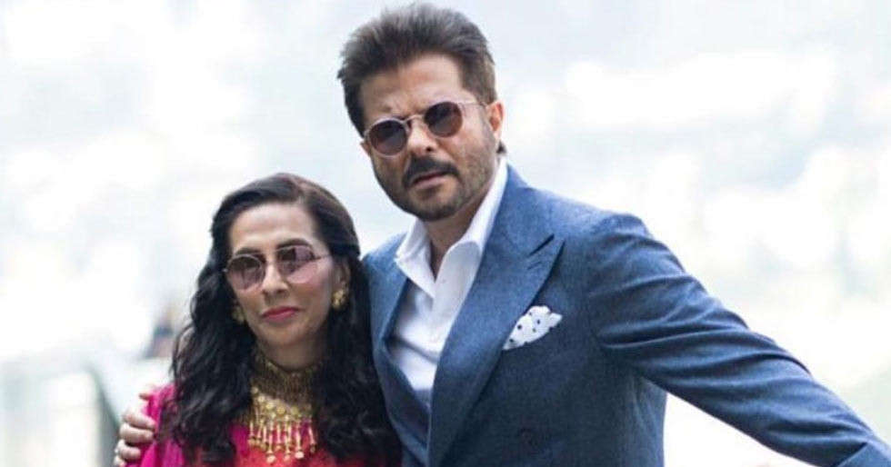 Sunita Kapoorâs anniversary wish for Anil Kapoor makes us believe in true love