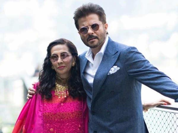 Sunita Kapoor's anniversary wish for Anil Kapoor makes us believe in true love