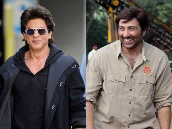 Shah Rukh Khan gave Sunny Deol the rights to remake Damini before the lockdown