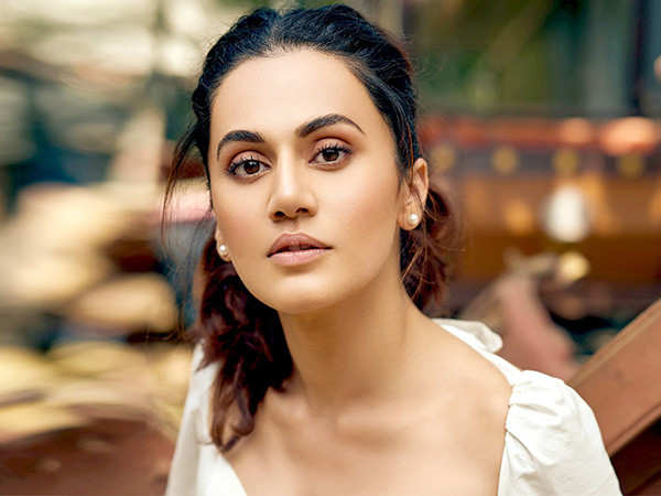 Taapsee Pannu reflects on life, career and more during the lockdown